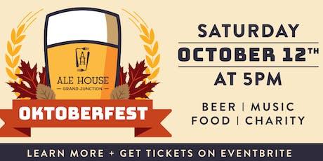 Oktoberfest: An Ale House GJ Brewfest tickets