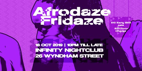 Afrodaze Fridaze tickets