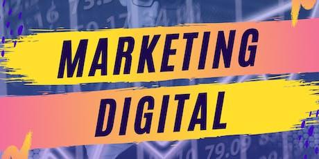 Marketing Digital para Emprendedores entradas