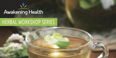 Herbal Workshop- Immuni-TEA tickets