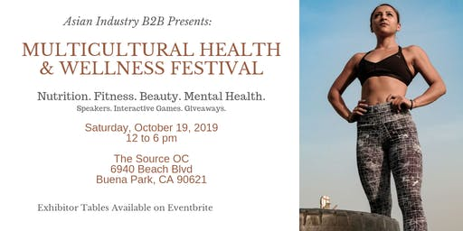 AIB2B Presents: Multicultural Health & Wellness Festival