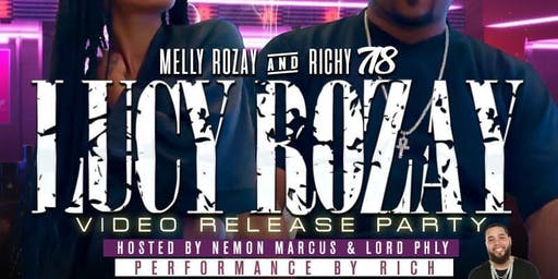 Lucy Rozay Video Release Party