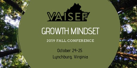 VAISEF Fall Conference 2019 - Lynchburg, VA tickets
