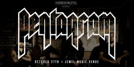 PENTAGRAM, Live in Manchester, New Hampshire tickets
