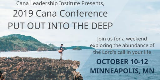 2019 Cana Conference