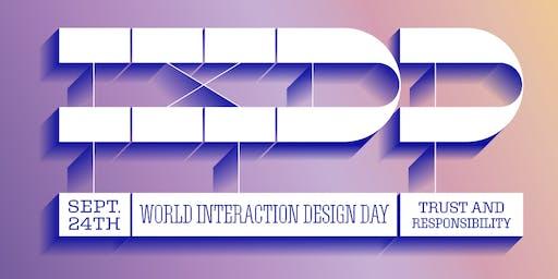 IxDA Brussels World Interaction Design Day