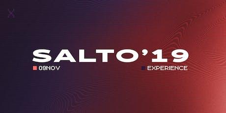 SALTO'19 EXPERIENCE ingressos