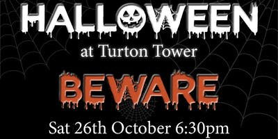 Haunted Halloween Walk through Turton Tower Woods