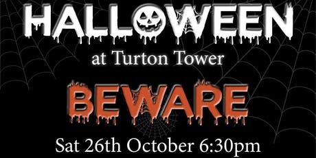 Haunted Halloween Walk through Turton Tower Woods tickets