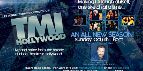 TMI Hollywood with special guest Dean McDermott tickets