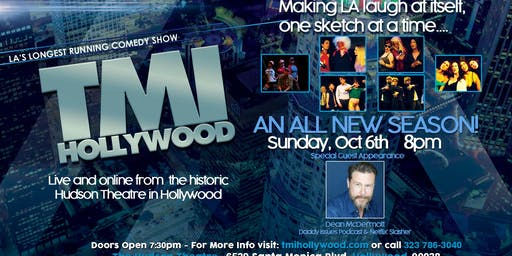 TMI Hollywood with special guest Dean McDermott