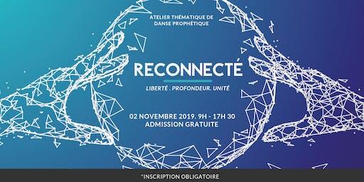 Atelier Reconnecté liberté et unité -  MONTRÉAL