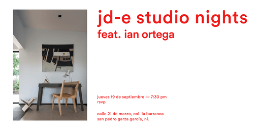 Studio Nights feat. Ian Ortega