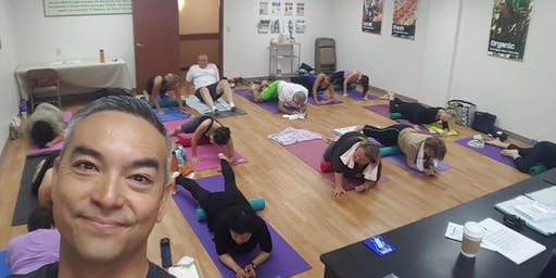 Honolulu: How to Roll Your Fascia of Body Aches & Joint Pains