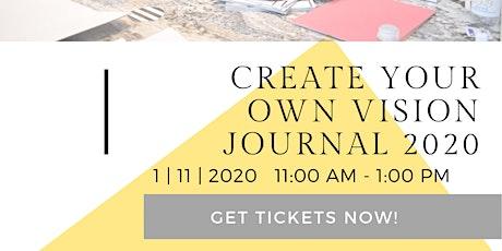 Brunch & Vision Journal 2020 tickets