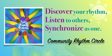 Community Rhythm Circle tickets