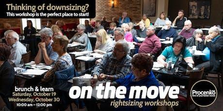 Rightsizing Workshop  tickets
