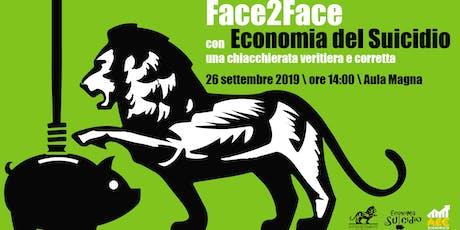 Face2Face biglietti