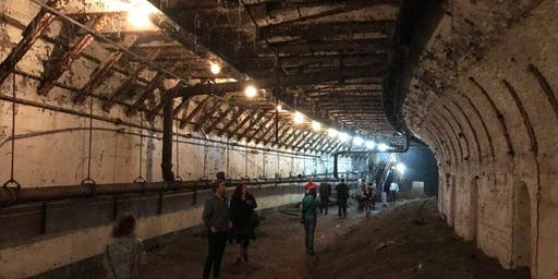 Tunnel Vision: Part I. Abandoned MBTA Tunnel Tour