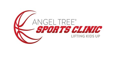 Angel Tree Basketball Clinic San Diego | Volunteer Registration tickets