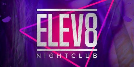 Elev8 Saturday's tickets