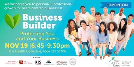 YHE Business Builder - Edmonton tickets