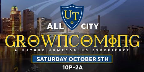UT All City GROWNcoming Experience! tickets