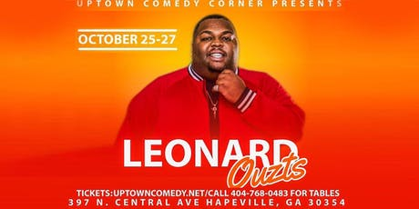 Leonard Outzs tickets