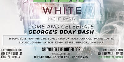 GEORGE'S BDAY BASH WHITE PARTY @ Candibar | Guestlist (Must Submit RSVP)