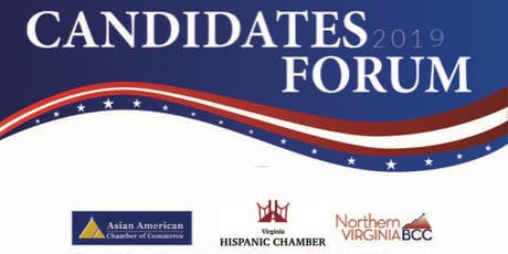 Decision 2019 - Candidate Forum tickets