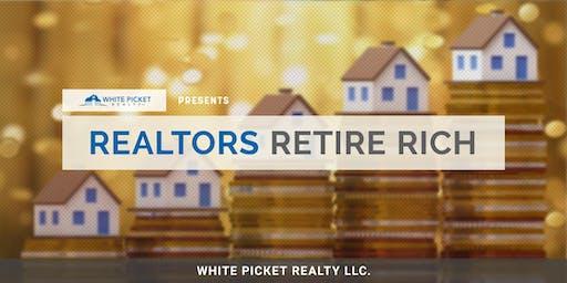 Realtors Retire Rich // October 24th