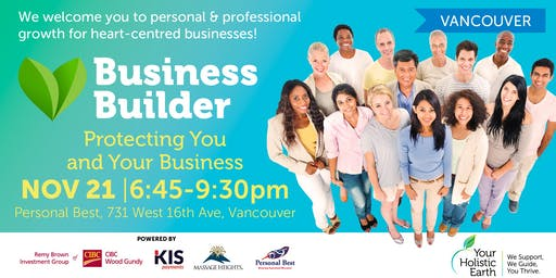 YHE Business Builder - Vancouver