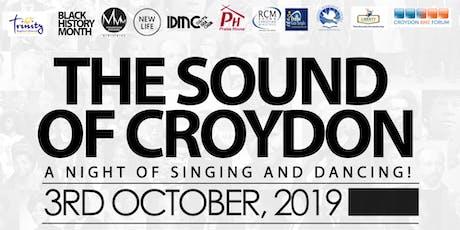 The Sound Of Croydon tickets