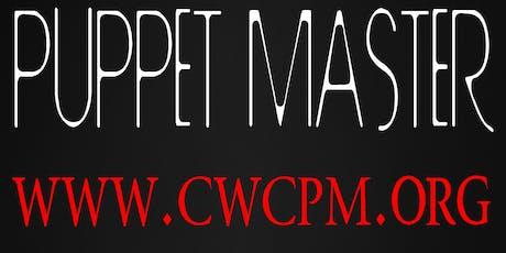 PUPPET MASTER 2019 tickets
