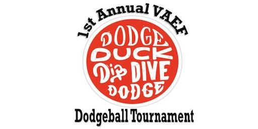VAEF Dodgeball 2019
