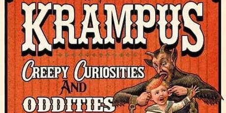 Krampus Creepy Curiosities and Oddities Market at BHouse LIVE tickets