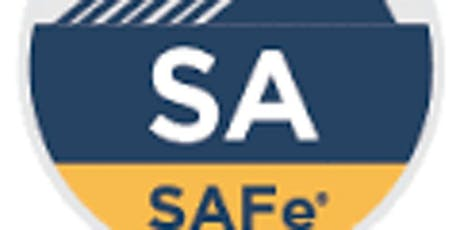 Leading SAFe® Certification Course, Toronto, Canada tickets