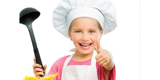 Jr Chef Baking Class-Pastry  Age 6-10yr (12-08-2019 starts at 2:30 PM)