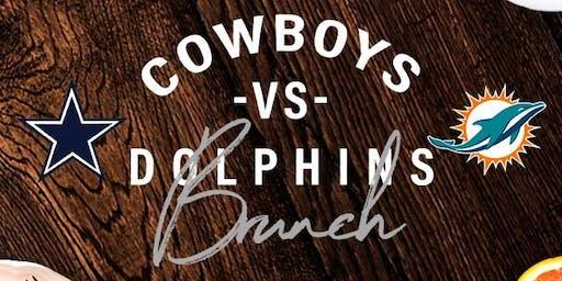 Brunch & Beats presents Cowboys Brunch at 3Eleven Kitchen & Cocktails
