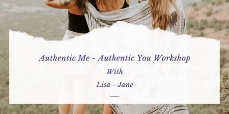 Authentic Me Authentic You tickets