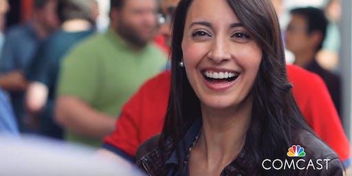 Comcast Inbound Sales Representative Hiring Event Nashville
