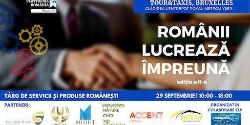 Tombola - Românii lucrează împreună 2019!