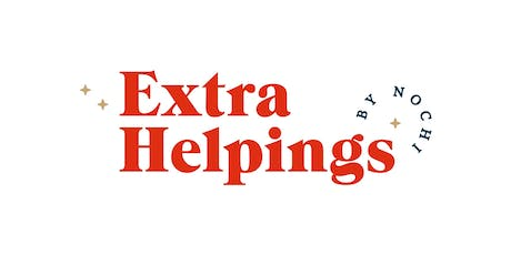 Extra Helpings: Entrepreneurship for Hospitality Workers tickets