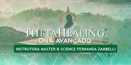 Curso ThetaHealing® DNA Avançado - São Paulo ingressos