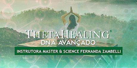 Curso ThetaHealing® DNA Avançado - Campinas ingressos