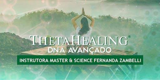 Curso ThetaHealing® DNA Avançado - Campinas