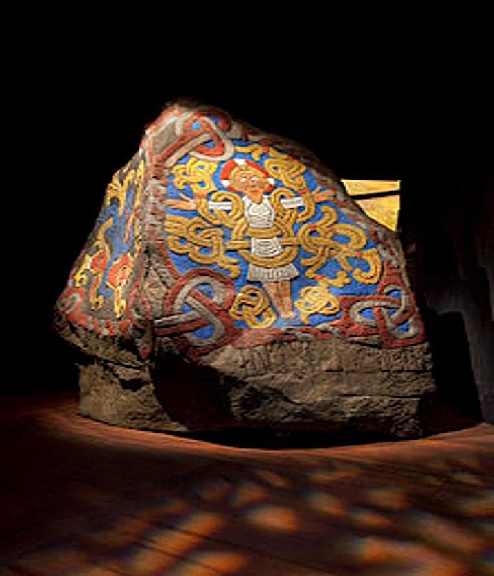 The Vikings Begin with Runes image