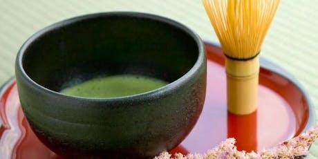 MOA - Cerimônia do Chá (World Wellness Weekend) ingressos