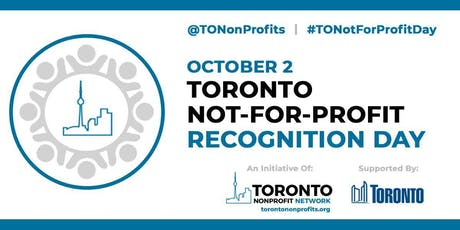 Not-for-Profit Recognition Day Luncheon tickets