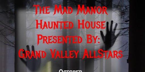 GVA Mad Manor Haunted House